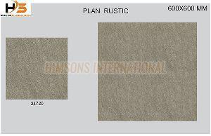 24720 Plain Rustic Glazed Vitrified Tile
