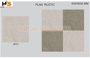 24721 Plain Rustic Glazed Vitrified Tile