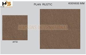 24722 Plain Rustic Glazed Vitrified Tile