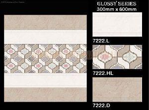 7222 Digital Glossy Wall Tile