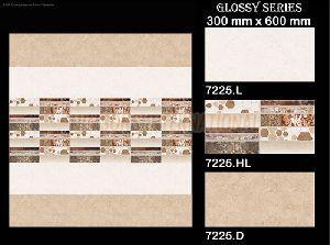 7225 Digital Glossy Wall Tile