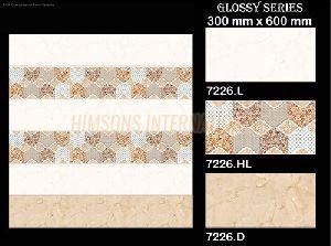 7226 Digital Glossy Wall Tile