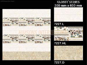 7227 Digital Glossy Wall Tile