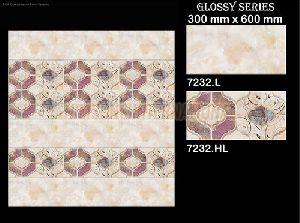 7232 Digital Glossy Wall Tile