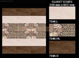7248 Digital Glossy Wall Tile