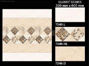 7249 Digital Glossy Wall Tile