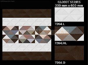 7264 Digital Glossy Wall Tile