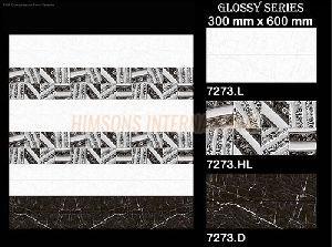 7273 Digital Glossy Wall Tile
