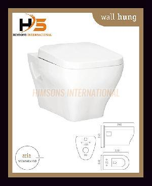 Aria Wall Hung Water Closet