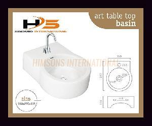 Art Table Top Wash Basin