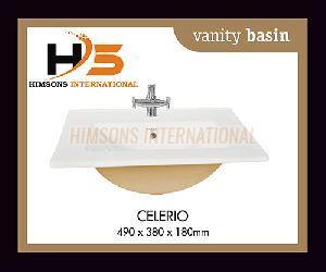 Celerio Vanity Wash Basin