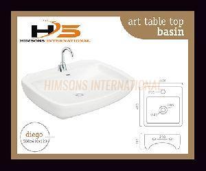 Diego Table Top Wash Basin