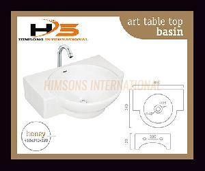Honey Table Top Wash Basin