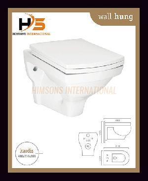 Kardis Wall Hung Water Closet