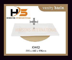 Kwid Vanity Wash Basin