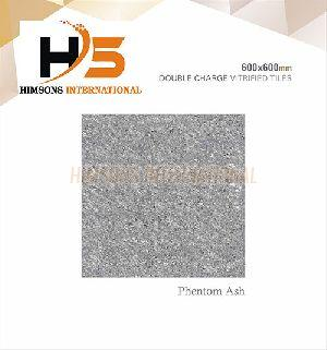 Phentom Ash Double Charge Vitrified Tile
