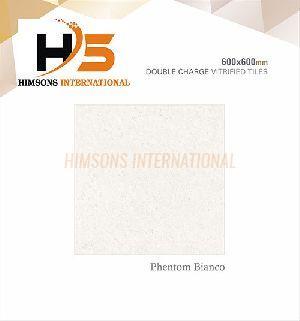 Phentom Bianco Double Charge Vitrified Tile