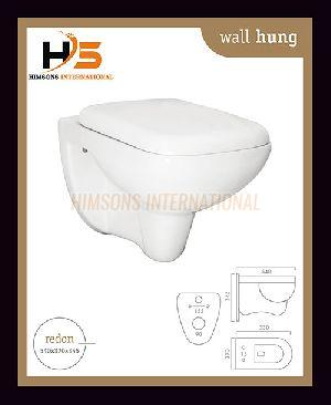 Redon Wall Hung Water Closet