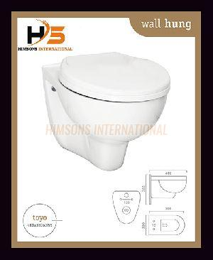 Toyo Wall Hung Water Closet