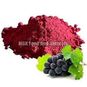 Black Grapes Powder