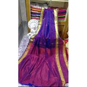 Fancy Matka Silk Saree