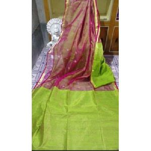 Traditional Matka Silk Saree