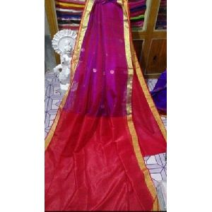 Trendy Matka Silk Saree