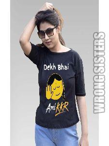 Ami KKR Printed T-Shirt