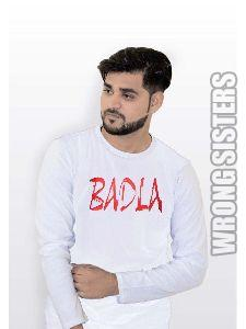 Badla Printed Full Sleeve T-Shirt
