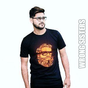 Beard Men Graphic T-Shirt