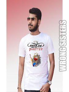 Chak De Phattey KXIP Printed T-Shirt