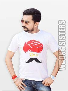 Desi Printed Mens T-Shirt