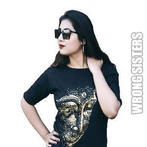 Gautama Buddha Printed T-Shirt
