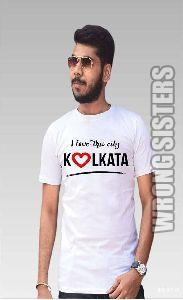 I love Kolkata Graphic T-Shirt