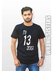 Tu Tera Dekh Printed T-Shirt