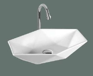 Diamond Table Top Wash Basin