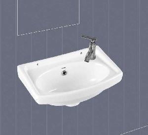 Ruby Wall Hung Wash Basin