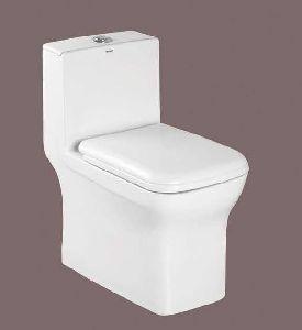 Slop One Piece Toilet Seat
