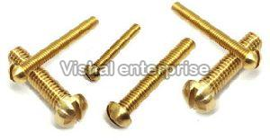 Brass Cross Recessed Head Screws