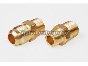 Brass Flare Nipple
