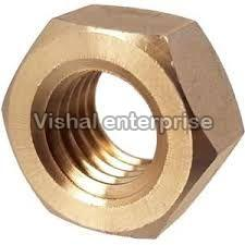 Brass Hex Full Nuts