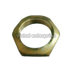 Brass Hex Lock Nuts