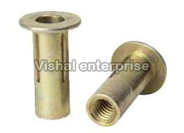 Brass Hex Rivet Nuts
