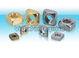 Brass Hex Square Nuts