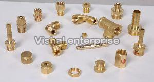 Brass Sensor Body Parts
