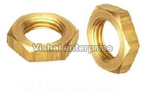 Brass Thin Nuts