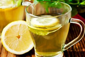 Moringa Ginger Lemon Tea Blend