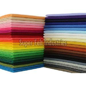 1mm Compressed Wool Felt Sheet