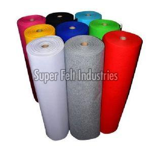 Industrial Synthetic Felt Sheet Roll