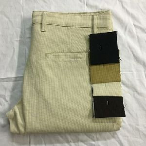 Mens Plain Cotton Pant